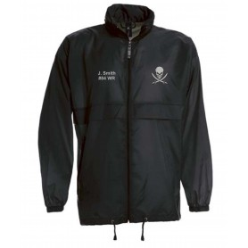 Knottingley Raiders - Lightweight College Rain Jacket