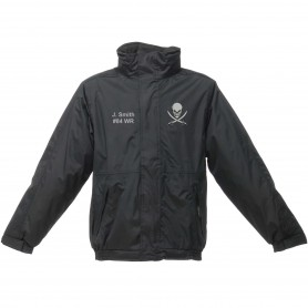 Knottingley Raiders - Embroidered Heavyweight Dover Rain Jacket