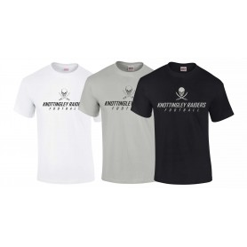 Knottingley Raiders - Text Logo T Shirt