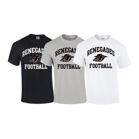 South London Renegades - Football Logo T-Shirt
