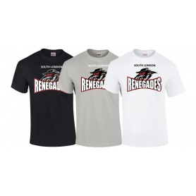 South London Renegades - Full Logo T-Shirt