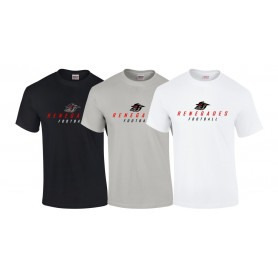 South London Renegades - Text Logo T-Shirt