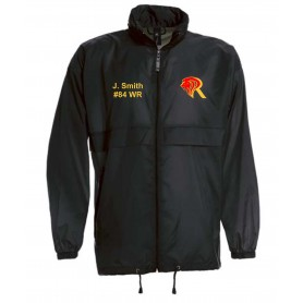 Kings College - Lightweight College Rain Jacket