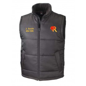 Kings College - Custom Embroidered Gilet