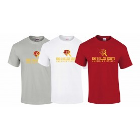 Kings College - Text Logo T-Shirt 2