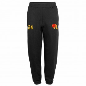 Kings College - Custom Embroidered Cuffed Hem Joggers