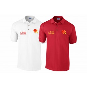 Kings College - Custom Embroidered Polo Shirt