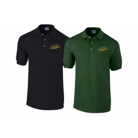 Doncaster Mustangs - Embroidered Polo Shirt