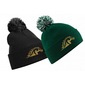 Doncaster Mustangs - Embroidered Bobble Hat