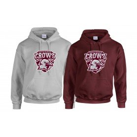 Manchester Crows - Full Logo Hoodie