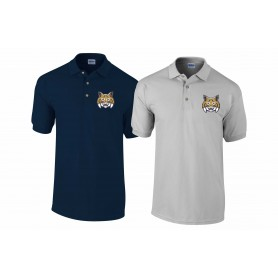 Leeds Bobcats - Custom Embroidered Polo Shirt