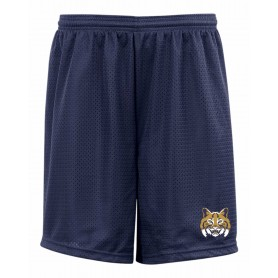 Leeds Bobcats - Embroidered Mesh Shorts