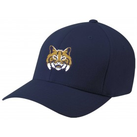 Leeds Bobcats - Embroidered Flex Fit Cap