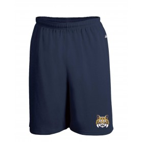 Leeds Bobcats - Embroidered Money Mesh Pocket Shorts