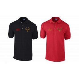 Kent Phoenix - Embroidered Polo Shirt