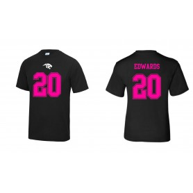 Oxford Brookes Panthers - Performance Jersey Style T-Shirt