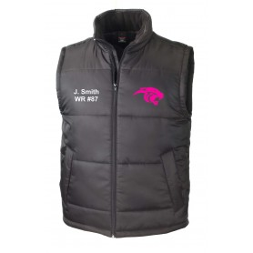 Oxford Brookes Panthers - Embroidered Bodywarmer