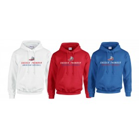 Sussex Thunder - Text Logo Hoodie