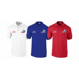 Sussex Thunder - Embroidered Polo Shirt