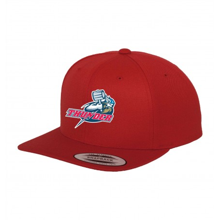 Sussex Thunder - Embroidered Snapback Cap