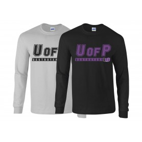Portsmouth Destroyers - U of P Long Sleeve T Shirt