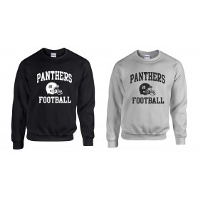 Oxford Brookes Panthers - Custom Helmet Sweatshirt