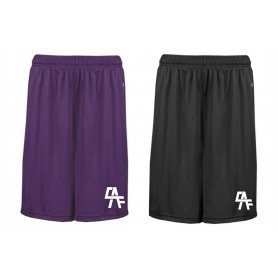 Leeds Carnegie - Embroidered Pocketed B Core Shorts