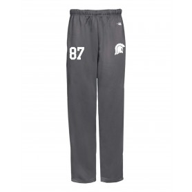 Swansea Titans - Embroidered Badger Open Bottom Joggers
