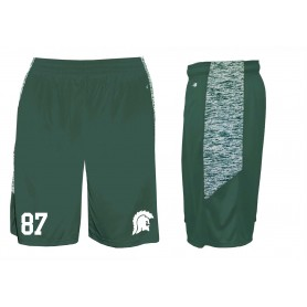 Swansea Titans - Blend Panel Pocketed Shorts