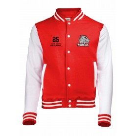 City Wolfpack - Custom Embroidered Varsity Jacket