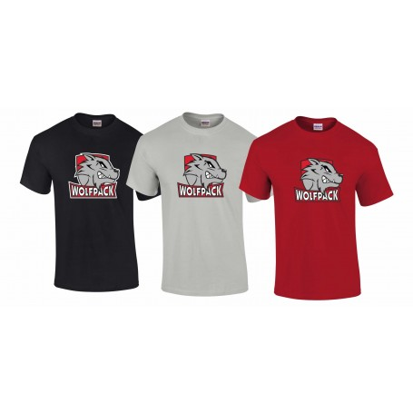 City Wolfpack - Full Logo T-Shirt