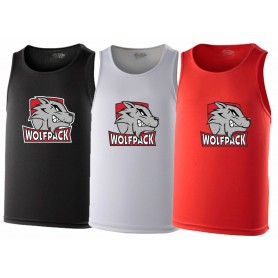 City Wolfpack - Full Logo Performance Vest