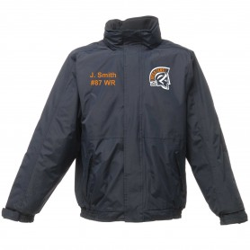Sunderland Spartans - Embroidered Heavyweight Dover Rain Jacket