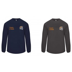 Sunderland Spartans - Coaches Embroidery Poly Fleece Pullover