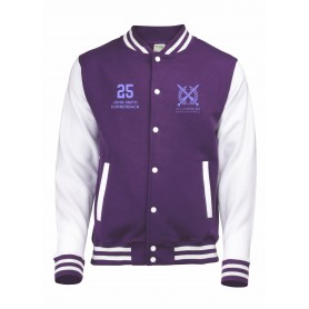 UCL Emperors - Embroidered Varsity Jacket