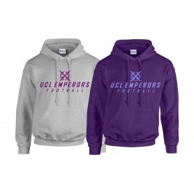UCL Emperors - Text Logo Hoodie