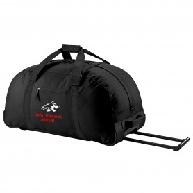 Warwick Wolves - Customised Embroidered Wheelie Holdall