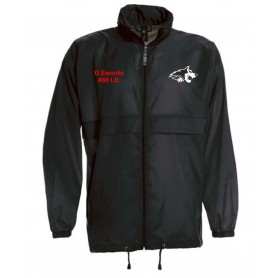 Warwick Wolves - Lightweight College Rain Jacket