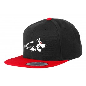 Warwick Wolves - Embroidered Two-Tone Snapback