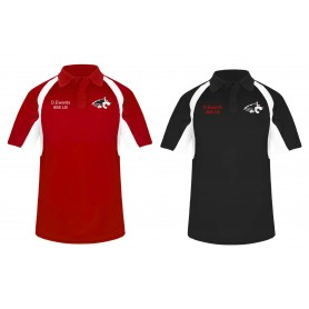 Warwick Wolves - Custom Hook Polo Shirt