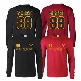 Kent Phoenix - Custom Phoenix Players Long SleeveT-Shirt