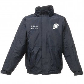 Swansea Titans - Custom Embroidered Heavyweight Dover Rain Jacket