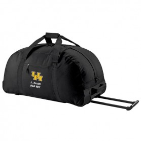 Hull Sharks - Embroidered Wheelie Holdall