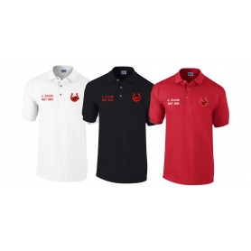 Staffs Stallions - Custom Embroidered Polo Shirt
