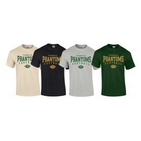 Furness Phantoms - Custom Ball Logo 2 T-Shirt
