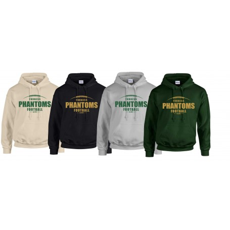 Furness Phantoms - Laces Hoodie
