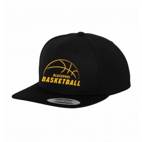 Blackpool Basketball - Embroidered Snapback