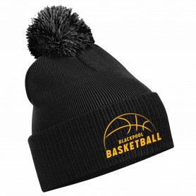 Blackpool Basketball - Embroidered Bobble Hat