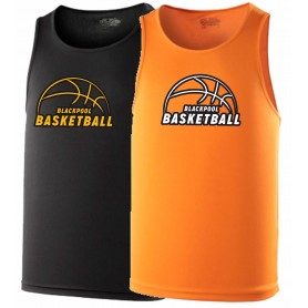 Blackpool Basketball - Printed Performance Vest
