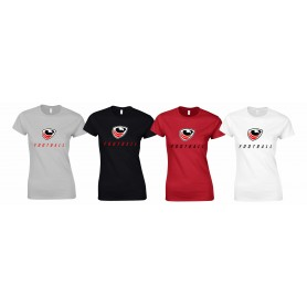 Solent Seahawks Academy - Solent Football Logo Women's Fit T Shirt